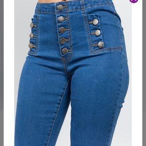 NWT American Bazi jeans medium